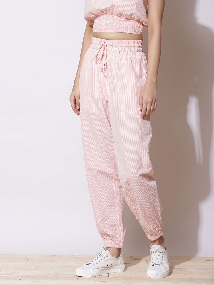 Pink Jogger Pant