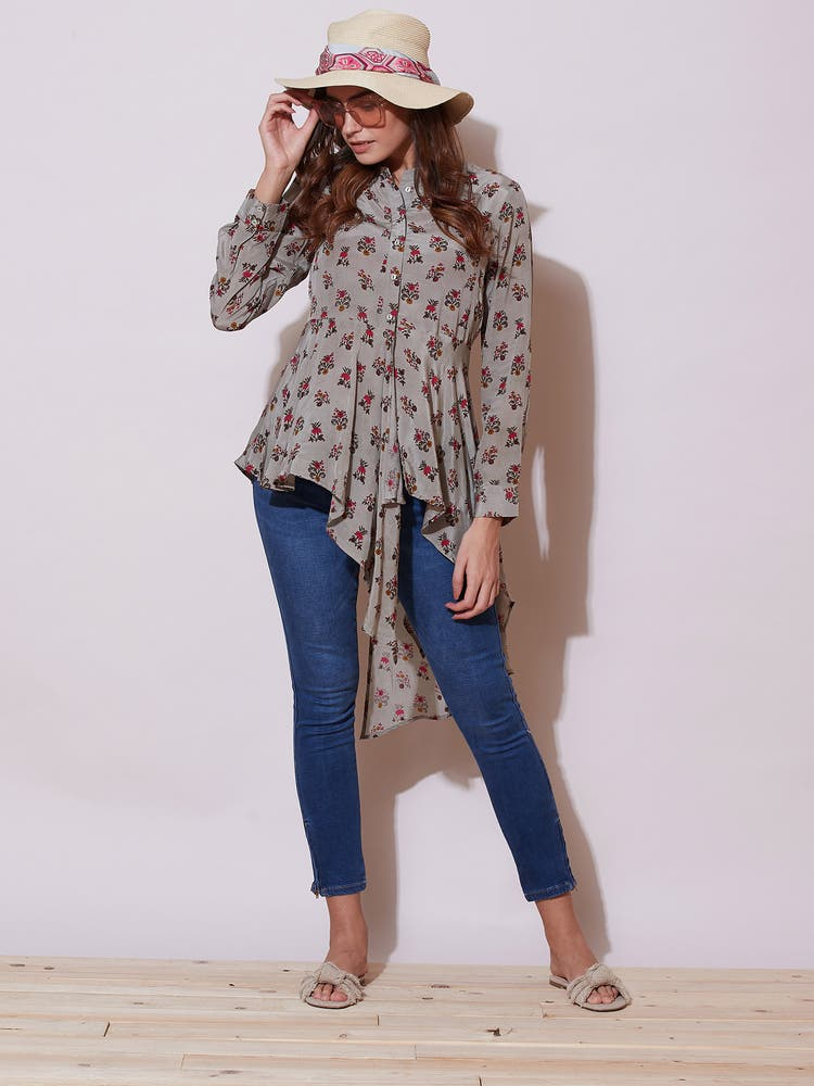 Anthra High-Low Top