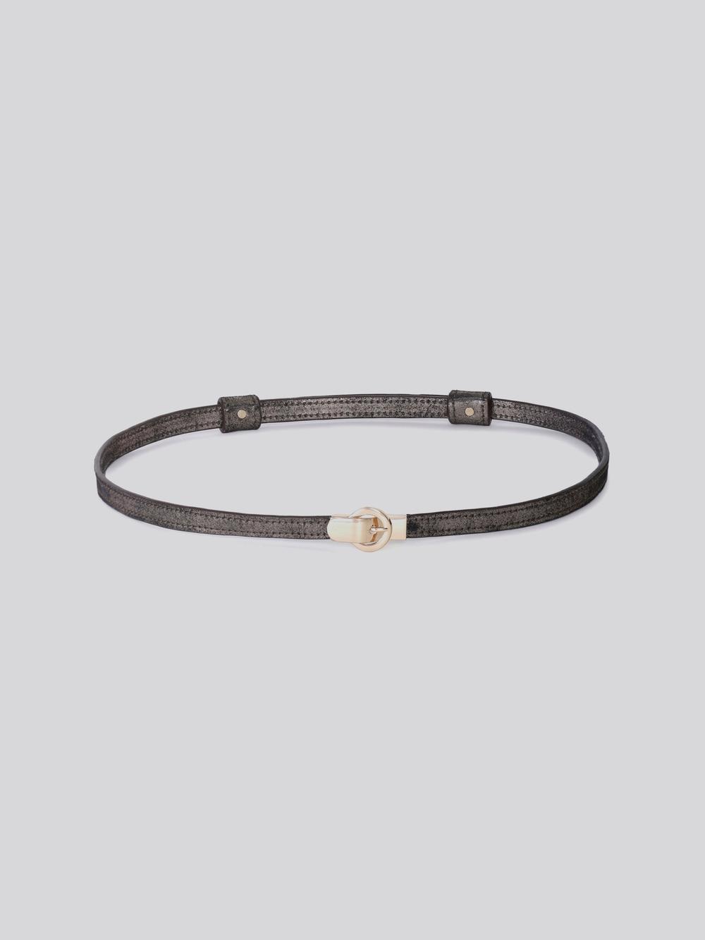 Bronze Adjustable Belt