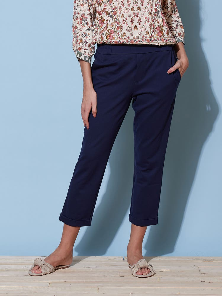 Navy blue Everyday Trousers