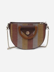Chocolate Brown Sling Bag