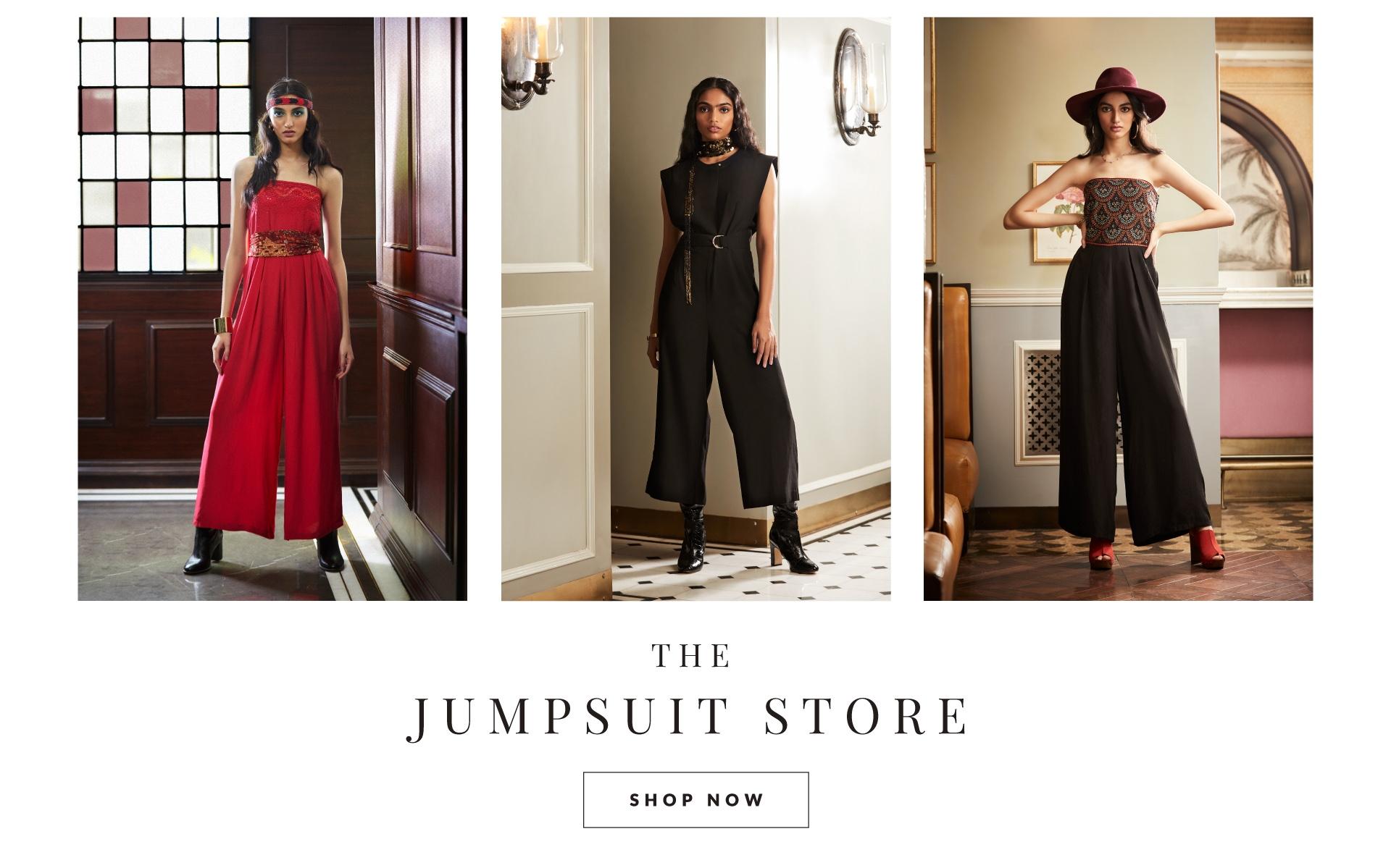 The Jumpsuit Store