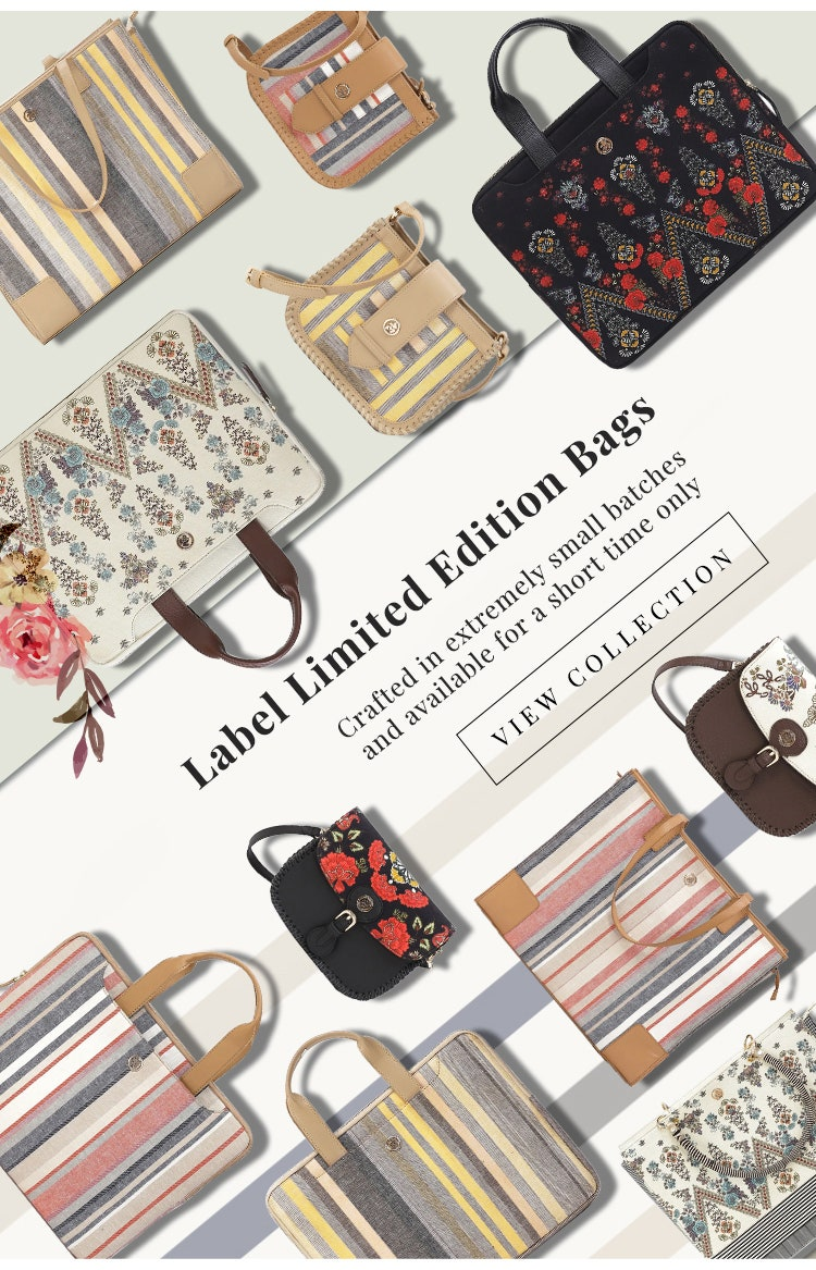 Label Limited Edition Bags