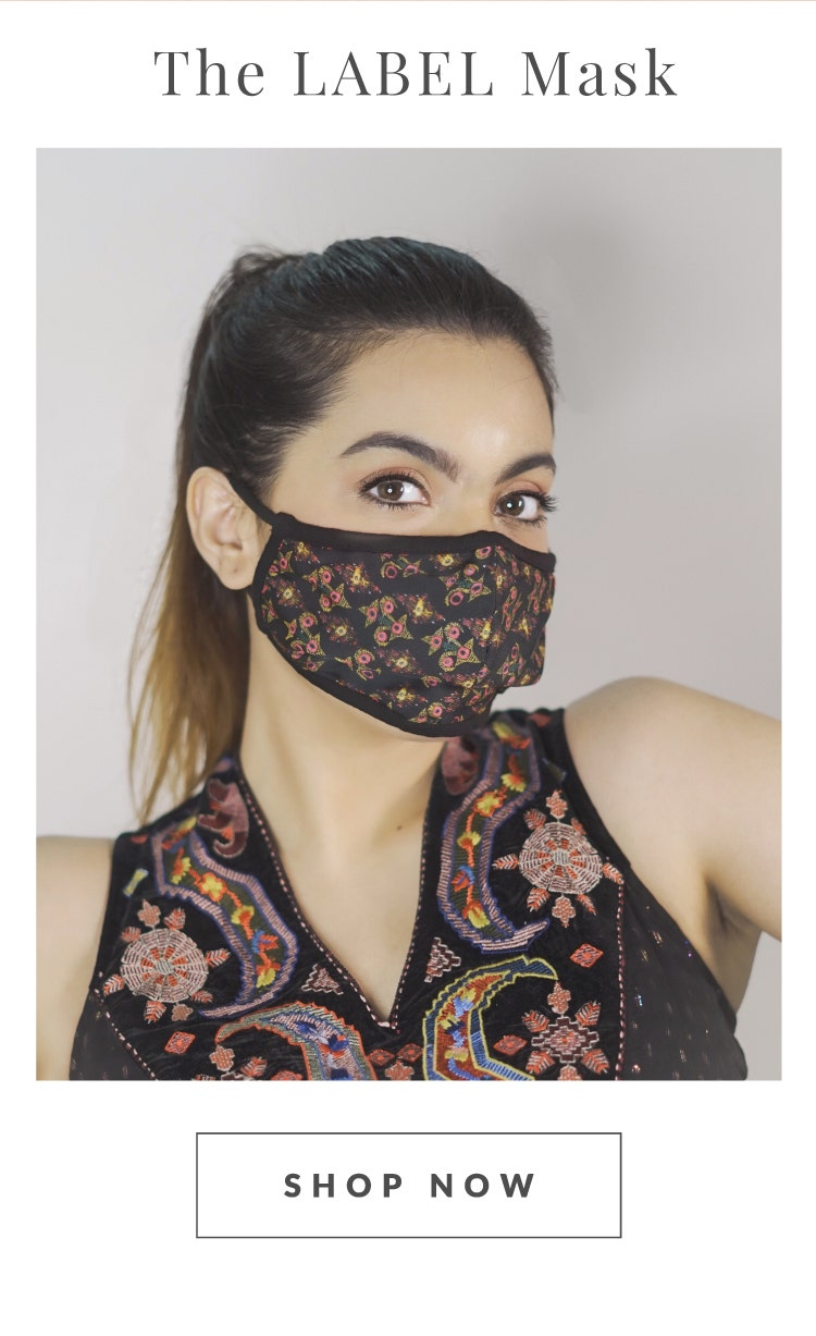 The Label Mask