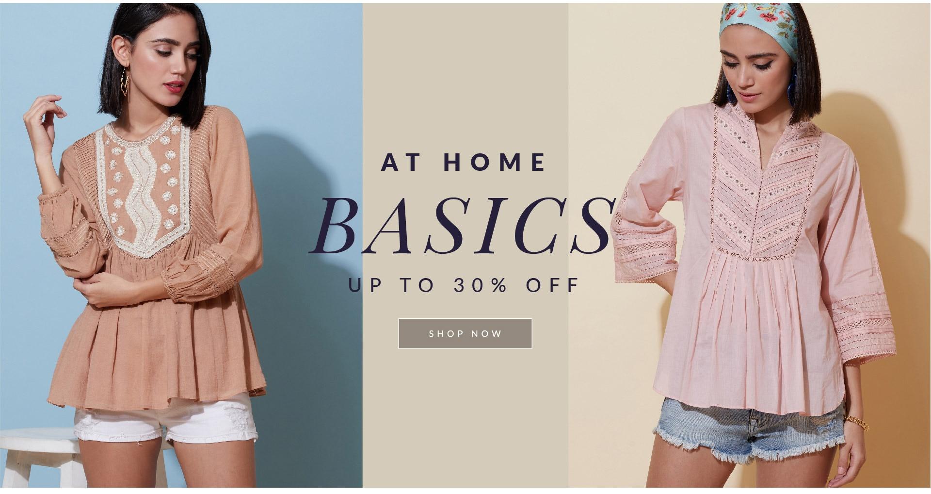 At home basics